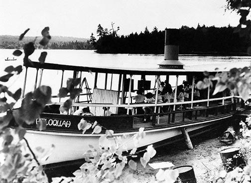 1920's Camp Ferry